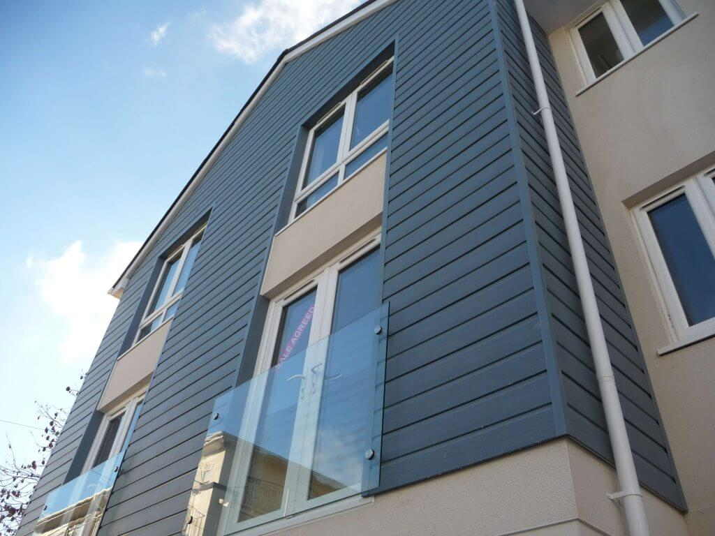 gallery 7 - dark grey cladding