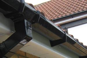 New Gutters Fitted in Bridgend